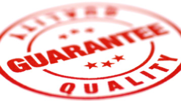 You Also Get 5 Service Guarantees From Us To Protect Your Time And Investment!