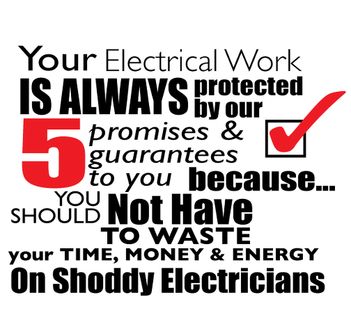 Why You Want Us As Your Electricians